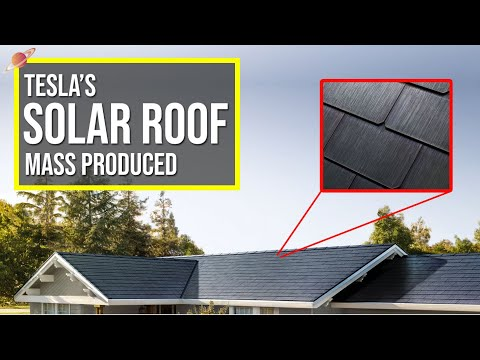 Tesla Is Building An Army of Roofers for Solar Roofs