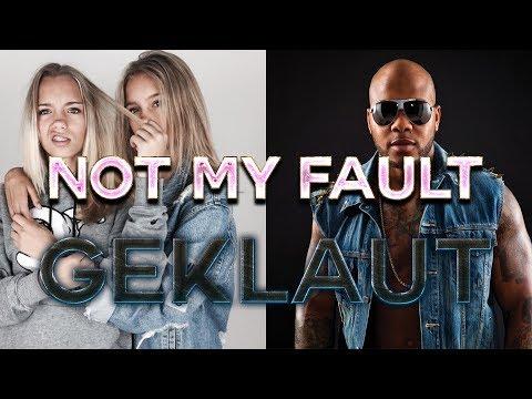 Lisa&Lena - NOT MY FAULT von Flo Rida - My House geklaut?!
