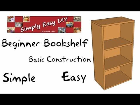 Basic Bookshelf Beginners Guide