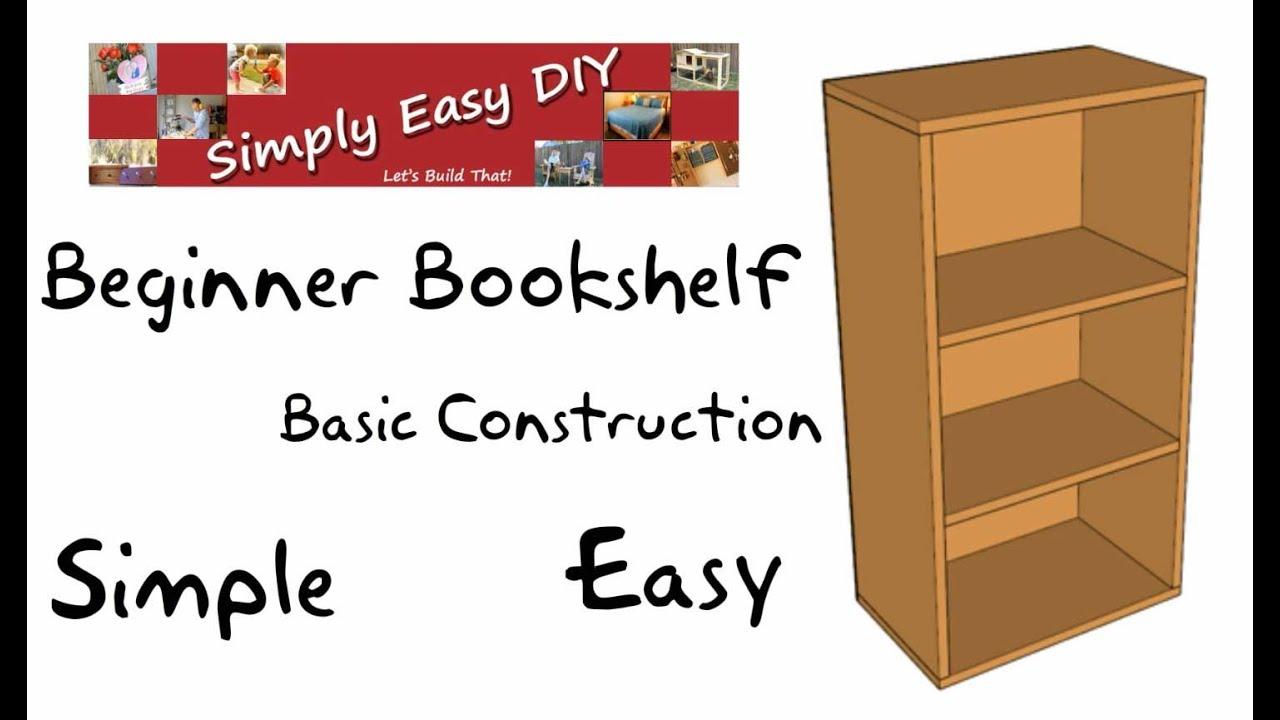 Basic Bookshelf Beginners Guide 1