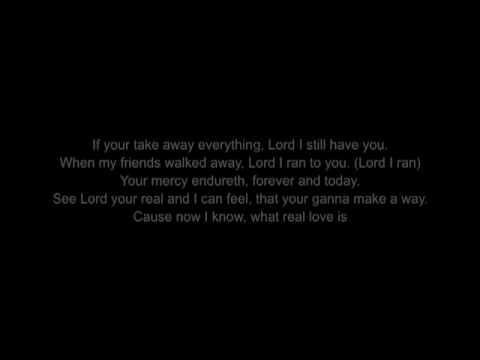 All I Need Lyrics - Coffey Anderson