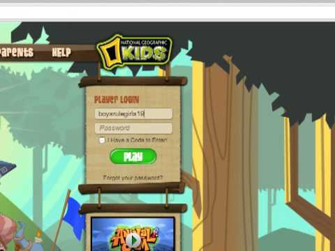 FREE NON MEMBER ACCOUNTS YOU CAN ALL SHARE ANIMAL JAM