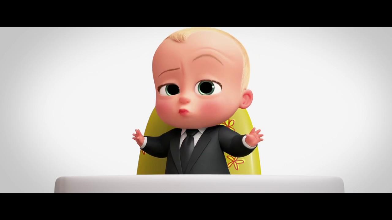 The Boss Baby Trailer #2 2017 Alec Baldwin Movie - YouTube