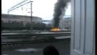 Война в Чечне. Уличные бои в Грозном