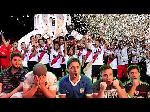 River 2 - Boca 0 | SUPERCOPA ARGENTINA | Video reaccion
