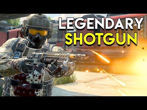 LEGENDARY SHOTGUN! - CoD: Bo4 Blackout