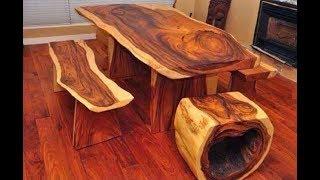 Niesamowite pomysły i inspiracje z drewna #2