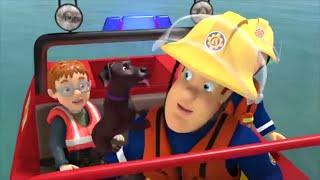 Пожарный Сэм на русском 🔥Щенок спасения 🚒 Эпизоды Компиляция   Новые серии 🔥 мультфильм