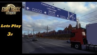 [ETS2 Lets Play] On The Road 3# *von Rülpsen & Herbstzeit* (deutsch)