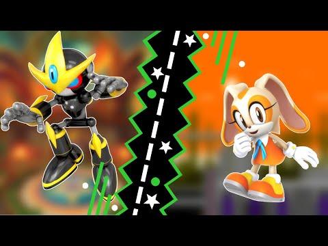 Sonic Adventure 2 Mods: Gemerl & Cream Character Mods
