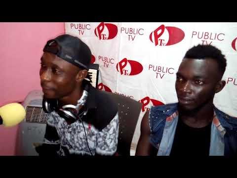 Brainworkx live interview with Agie of radio Afrika...