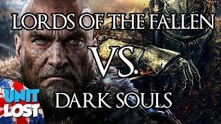 Lords of the Fallen Vs Dark Souls