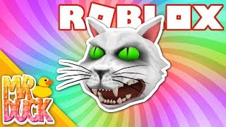 COME OTTENERE POSSESSED CAT HEAD - ROBLOX HALLOWEEN EVENTO 2018 [ENDED]