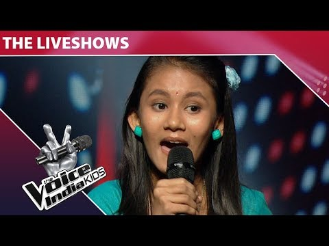 Manashi Sahariah | Performs On The Breakup Song | The Voice India Kids | Episode 18