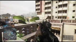 Battlefield 4- Gameplay AS-VAL (PS3)
