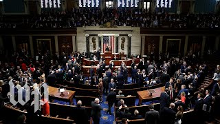 Watch: House Final Vote On Articles Of Impeachment  Full Live Stream