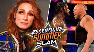 Recensione WWE SummerSlam 2021