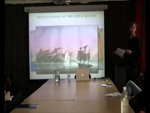 "Fish Seminar - ""Anthropology and History. The Lower Congo Rock Art in Perspective"" by G Heimlich"