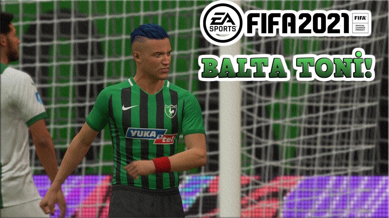 Şampiyonlar Kupasında Toni Damgası / Fifa 21 Kariyer #2