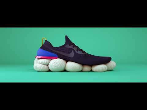 Nike Epic React: Behind The Design