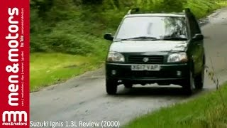 Suzuki Ignis 1.3L Review (2000)