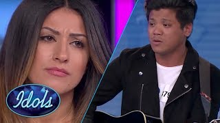 Audition Leaves Emotional Judge Fighting Back The Tears To Zayn Malik's Pillow Talk Cover