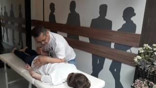 Офисный массаж Berc Spa