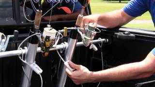 Portarod - Fishing Rod Holder / Introducing Portarod Locking System