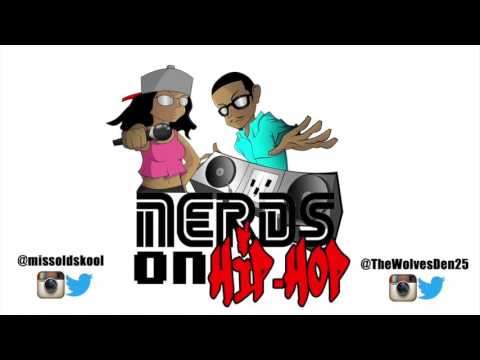 Nerds on Hip Hop Ep. 3 (Valentine Special) - Church Clothes 3, The Life of Pablo & Tephlon Funk