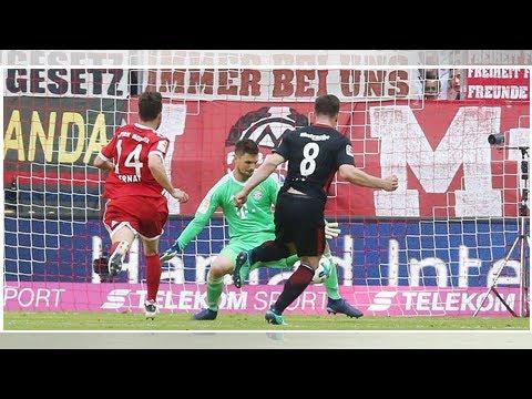 Dfb Pokalfinale Anpfiff
