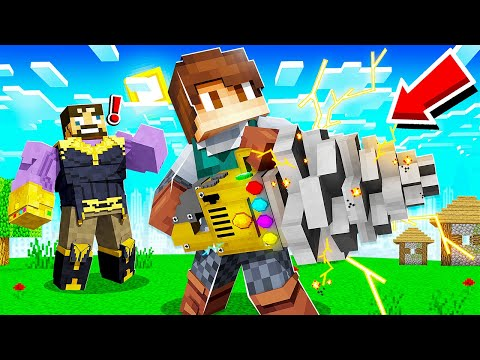 CRAFTING the INFINITY DRILL in INSANE CRAFT!
