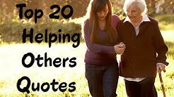 Top 20 Helping Others quotes & Sayings & Its benefits