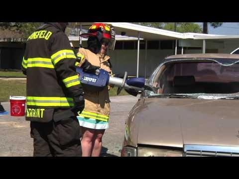Springfield Fire Dept. Receives Life-Saving Equipment