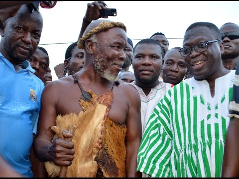 Albert Abongo - Offering for the Gods of the Land - Part 2 - Bolgatanga