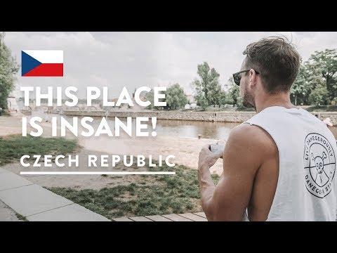 CHARLES BRIDGE, PRAGUE OLD TOWN SQUARE & Tyn Church   Czech Republic City Travel Vlog