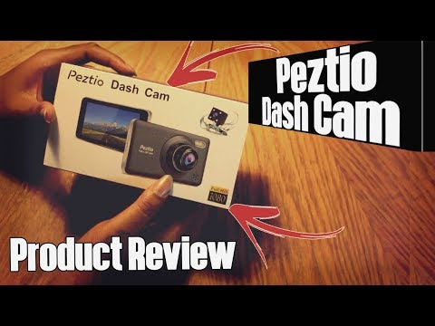 Product Review - Peztio 1080p Dash Cam - Infiniti G35 coupe install