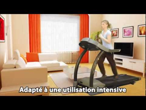Tapis De Course Techness Run 1200 Tool Fitness Youtube
