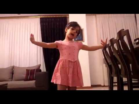 رقص زیبای رونیکا با اهنگ جانم باش از آرون افشار Youtube