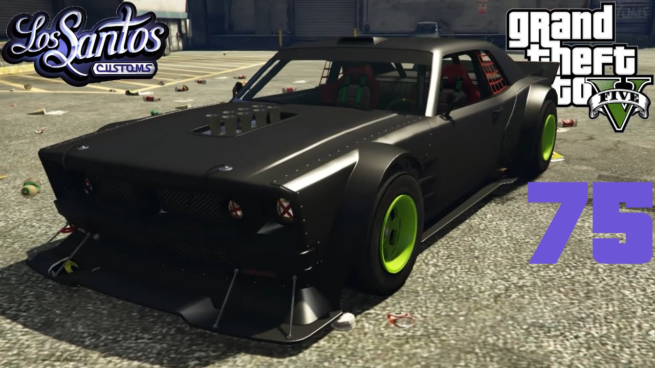 GTA V Tuning #075 I Declasse Drift Tampa [Deutsch] [HD]