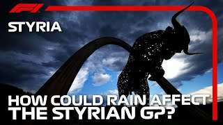How Could Rain Affect The Styrian Grand Prix?