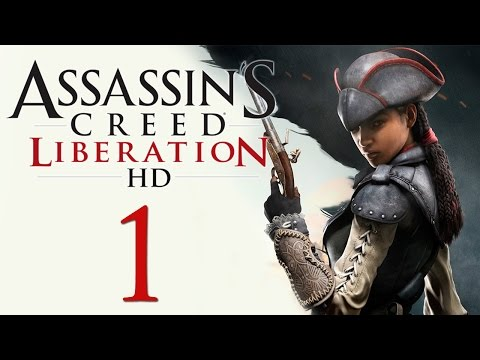 Assassins Creed: Liberation - Прохождение на русском [#1]