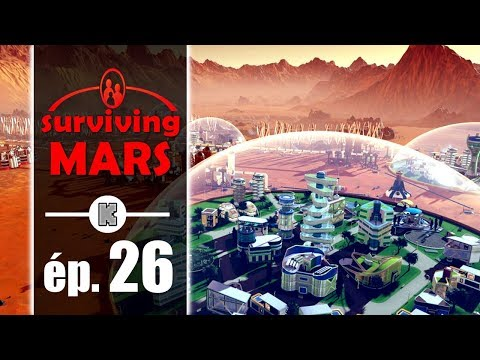 [FR] Surviving Mars Gameplay ép 26 (let's play complet)