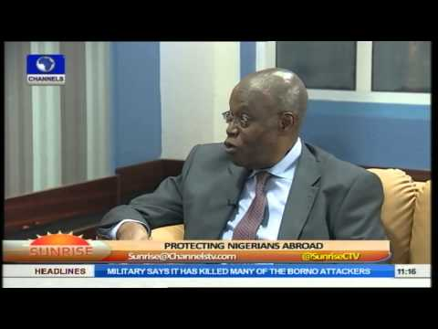 Former UN Ambassador Confirms Nigerian Embassies Abroad Are Underfunded