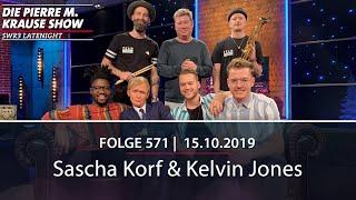 Pierre M. Krause Show vom 15.10.2019 mit Sascha Korf