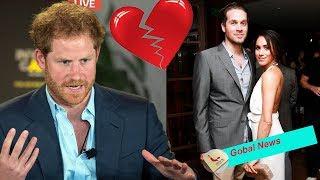 Harry break everything when Meghan secretly dated Trevor , in background of rumors of divorce rise