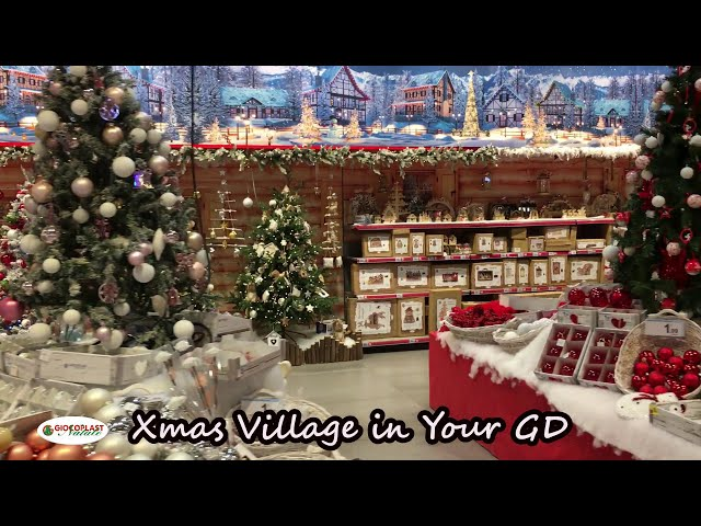 Xmas Village in Your GD