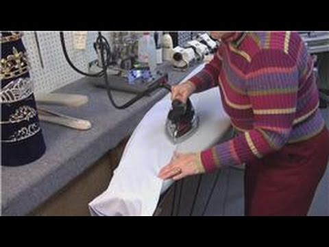 ironing tips how to iron a military shirt youtube. Black Bedroom Furniture Sets. Home Design Ideas