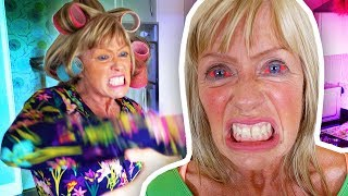 PRANKING MY MOM 15 TIMES IN ONE VIDEO!! *PRANK WARS*