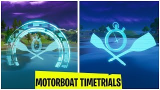 Complete a motorboat time trial | Motorboat time trial LOCATION | - Chaos Rising Mission