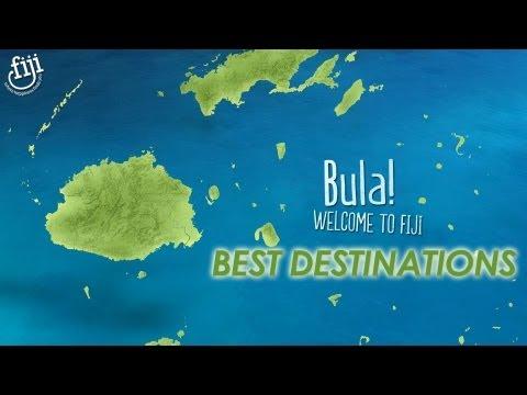 Best Destinations of FIJI